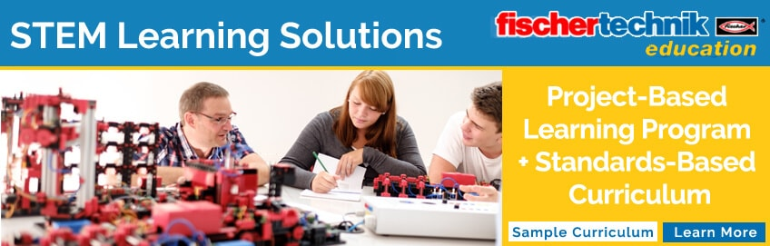 fischertechnik Education STEM Solutions