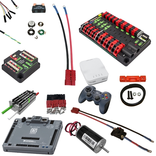 FRC roboRIO Robot Control Kit with Two Motors