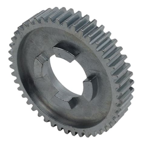 Purchase 46T 20 DP Steel 4 Tooth Dog Gear