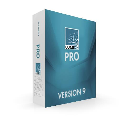Lumion 9 x PRO | 3D Rendering Software