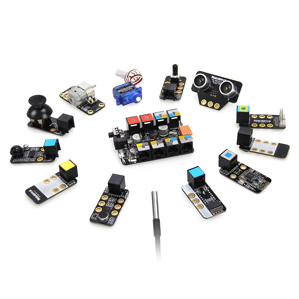 Makeblock Inventor Electronic Kit Robotic Component Studica Circuit Kits For Schools