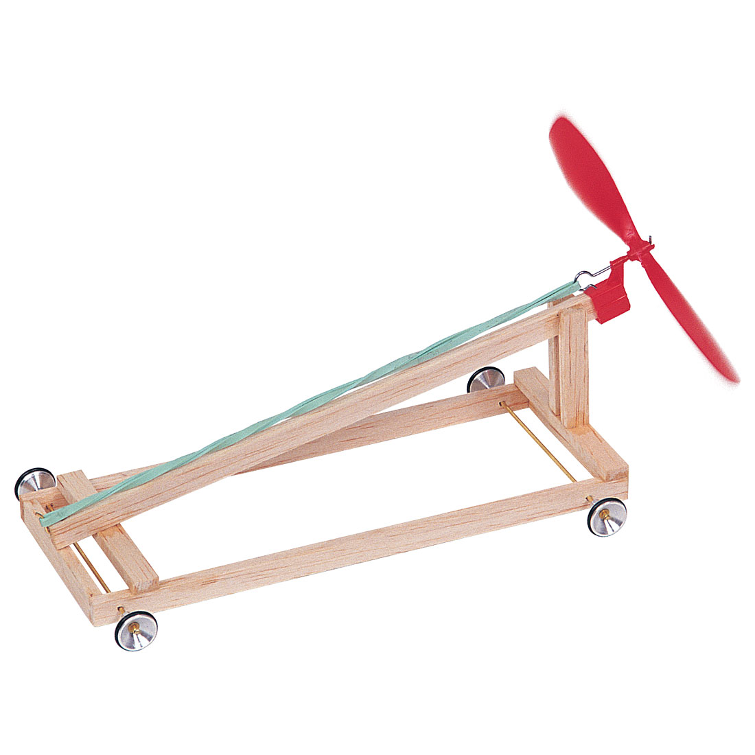 Purchase Zephyr Rubber Band Powered Racer