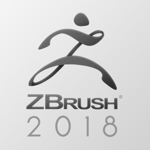 Pixologic™ ZBrush 2018 Retail DVD