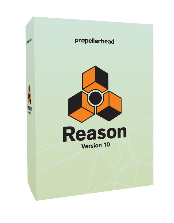 Propellerhead Software Reason 10 Upgrade from any previou...