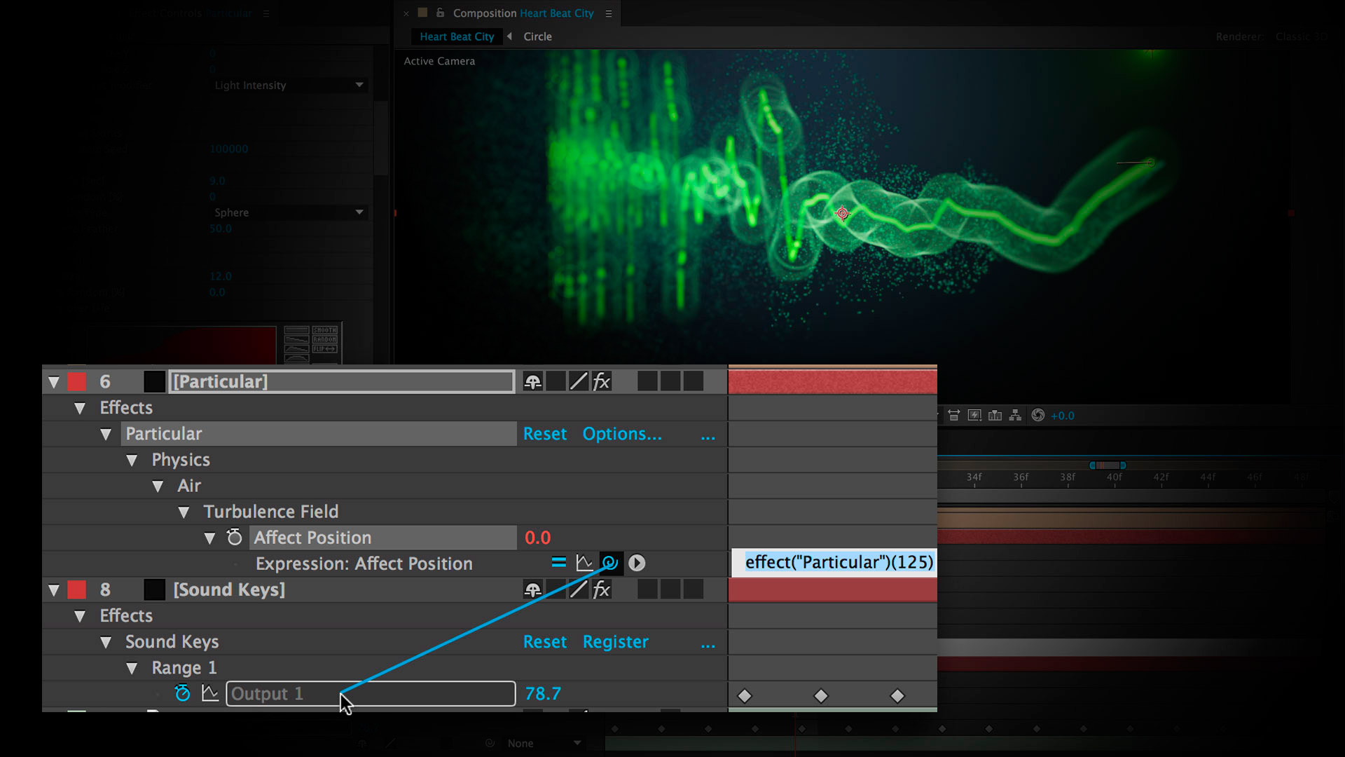 Purchase Red Giant Trapcode Sound Keys