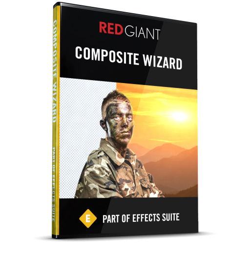 Red Giant Composite Wizard 1.4.6