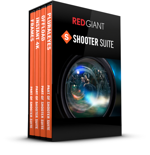 Red Giant Shooter Suite 13 Annual Subscription