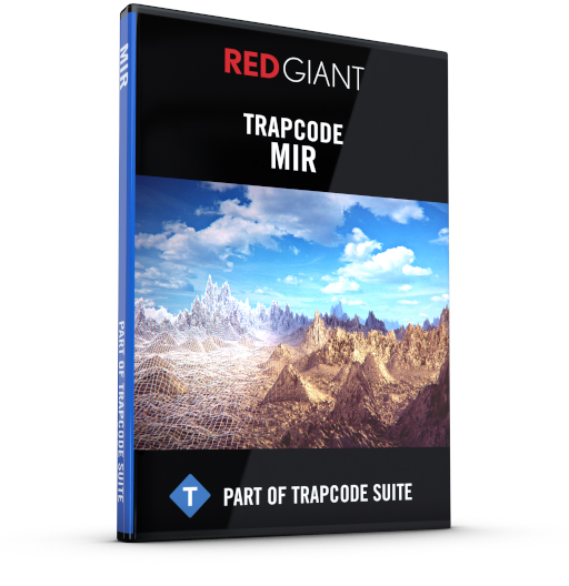 Red Giant Software Trapcode MIR v2.1