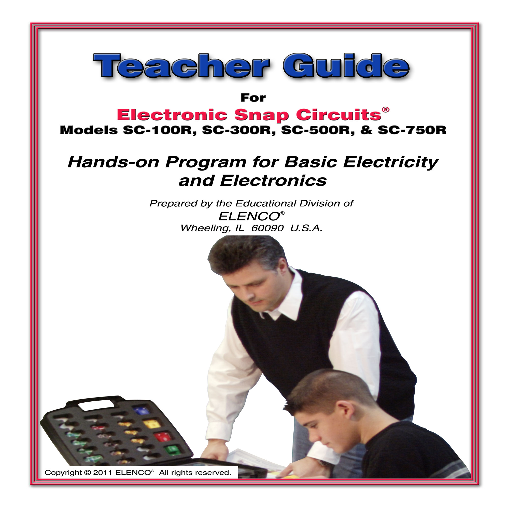 Purchase Snap Circuits Teachers Guide 100 300 500 Manual