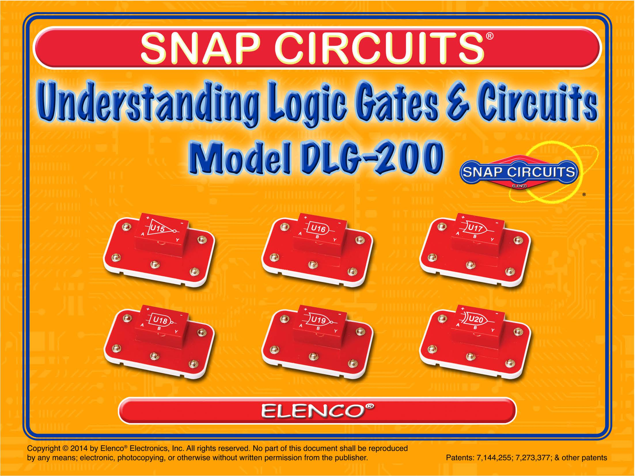 Purchase Snap Circuits Understanding Logic Gates And What Are