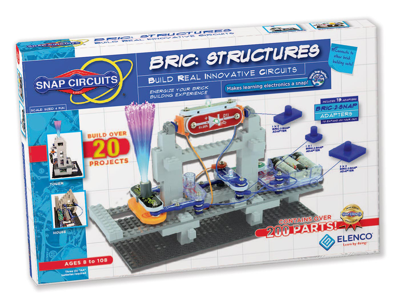 Purchase Snap Circuits Bric Structures Circuit For Kids