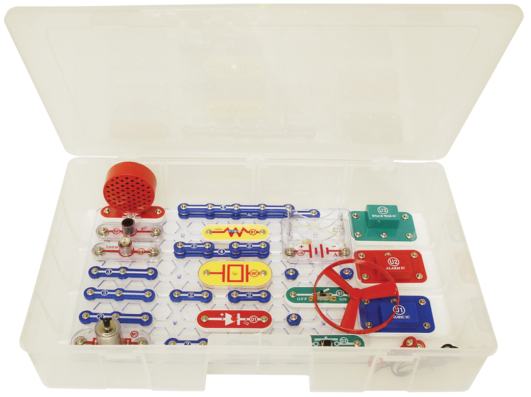 Electronic Snap Circuits Toys Games Compare Prices At Nextag Rc Rover Jr Educational 100 Exp