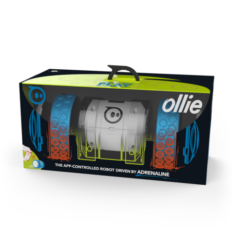 Ollie The App Controlled Robot