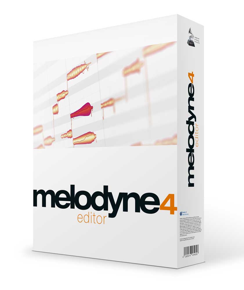 Celemony Melodyne 4 Editor Add-On License