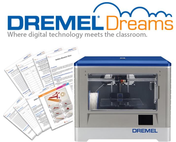 Dremel 3D20 Idea Builder For Education 3D Printer
