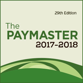 The Paymaster 2017-2018