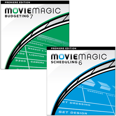 Movie Magic Budgeting 7 and Scheduling 6 Bundle Retail Up...