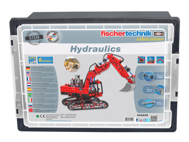 Purchase fischertechnik Education Hydraulics