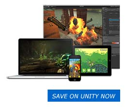 Save on Unity Now
